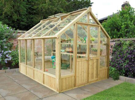 Forest Garden Vale Greenhouse