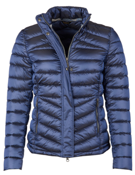 Barbour Vartersay Quilted Jacket Royal Navy