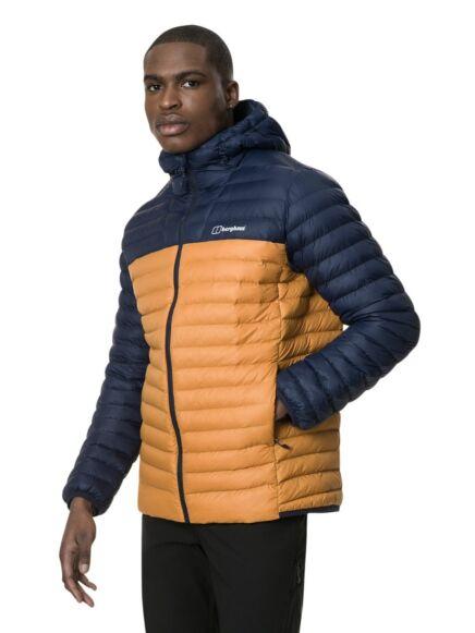 Berghaus Men's Vaskye Insulated Jacket Dark Yellow/Dark Blue