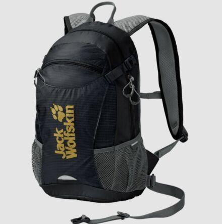 Jack Wolfskin Velocity 12 Bike Backpack Black