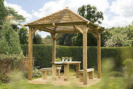 Forest Garden Venetian Pavilion