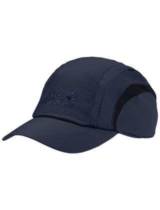 Jack Wolfskin Men's Vent Pro Cap Night Blue