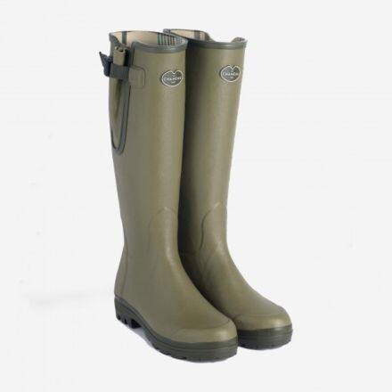 Le Chameau Women's Vierzon Boots Vert