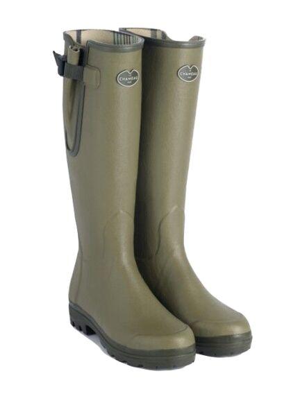 Le Chameau Men's Vierzon Boots Vert