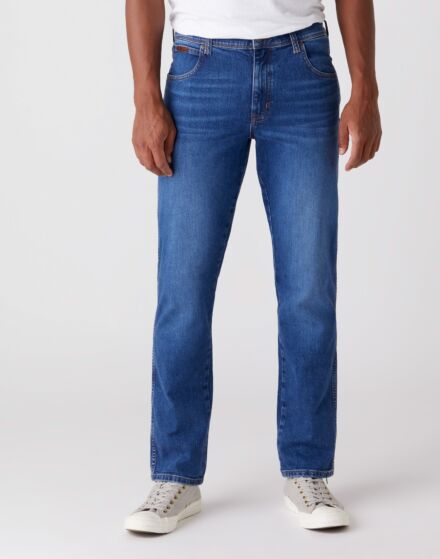 Wrangler Texas Slim Low Stretch In Game On