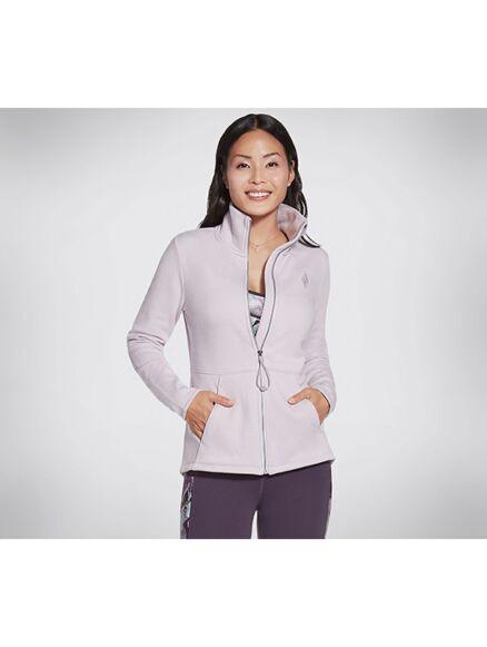 Skechers GoSnuggle Jacket Purple/Lavender