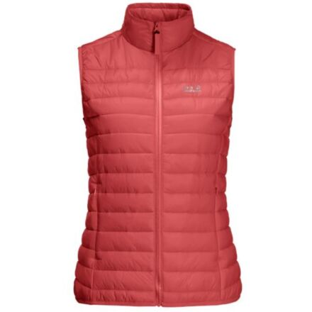 Jack Wolfskin Women's JWP Quilted Gilet Coral