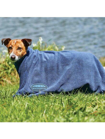 Weatherbeeta Dry Dog Bag Navy