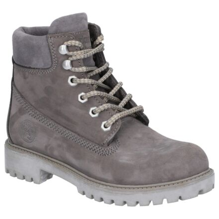 Darkwood Womens Willow II Ankle Boots Smoke