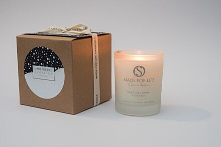 Made For Life Winter Spa Candle