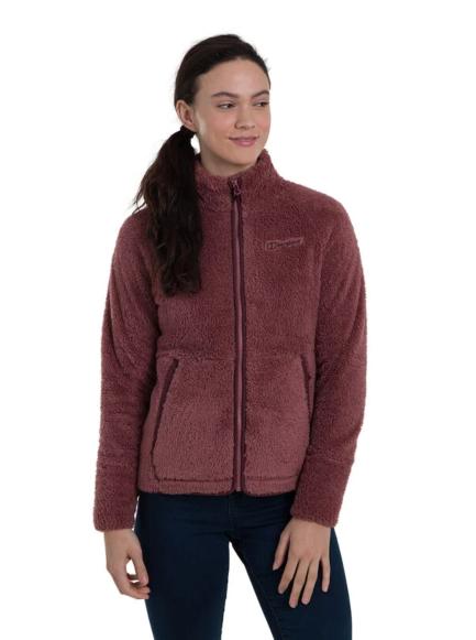 Berghaus Somoni Fleece Jacket Dark Purple
