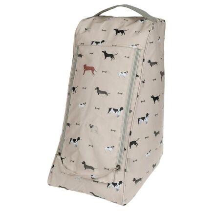 Sophie Allport Woof Large Boot Bag