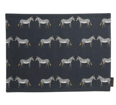 Sophie Allport Zebra Fabric Placement