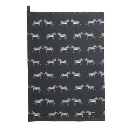 Sophie Allport Zebra Tea Towel