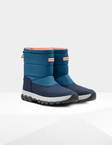 Hunter Men's Original Short Insulated Snow Boot Magnetic