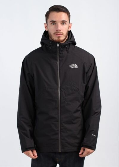 North Face Mens Stratos Jacket Black