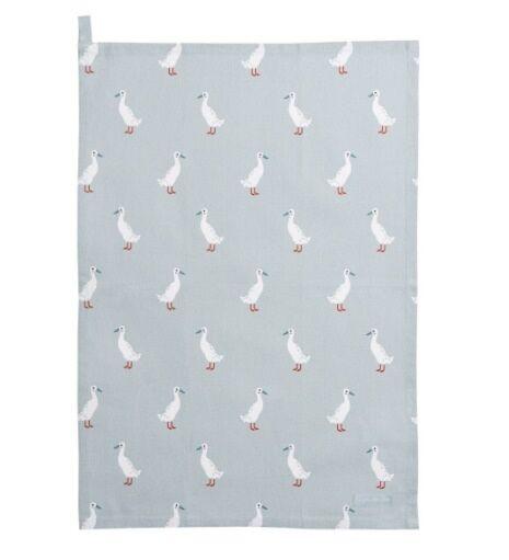 Sophie Allport Runner Duck Tea Towel