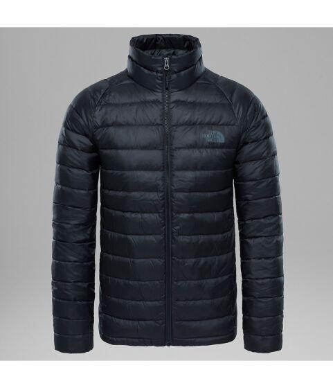 North Face Mens Trevail Jacket Black
