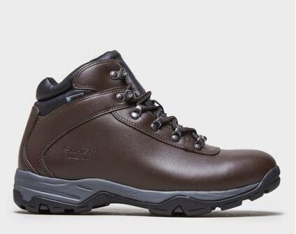 Hi-Tec Eurotrek III Womens Walking Boot Chcocolate
