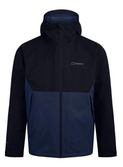 Berghaus Men's Fellmaster 3in1 Waterproof Jacket Dark Blue