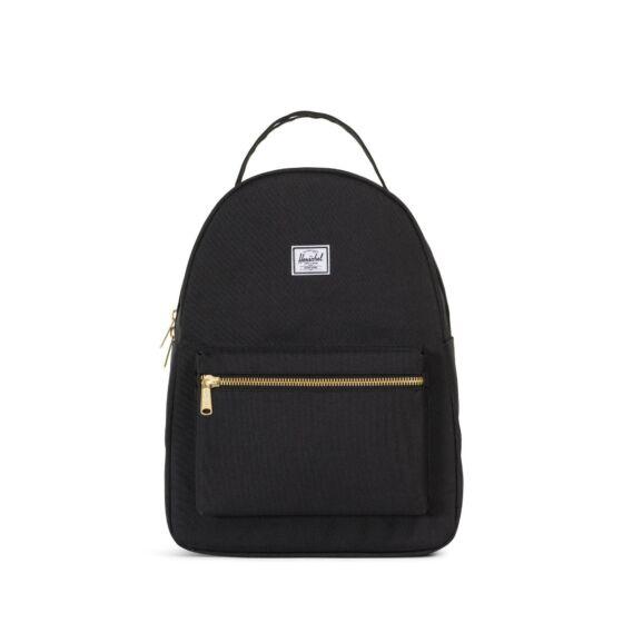Herschel Nova Mid Volume Backpack Black