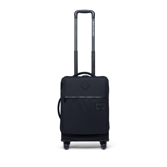 Herschel Highland Luggage Carry-On Poly Black