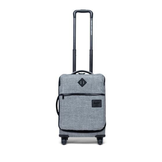 Herschel Highland Luggage Carry-On Raven/Crosshatch
