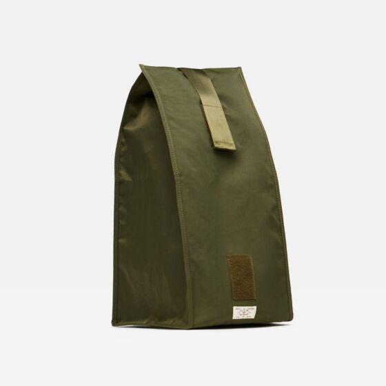 Joules Wells Canvas Welly Bag Khaki Green
