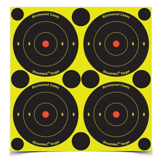 "Birchwood Casey 3"" NC Targets x 48"