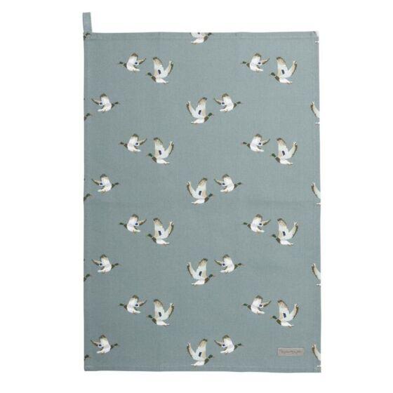 Sophie Allport Ducks Tea Towel