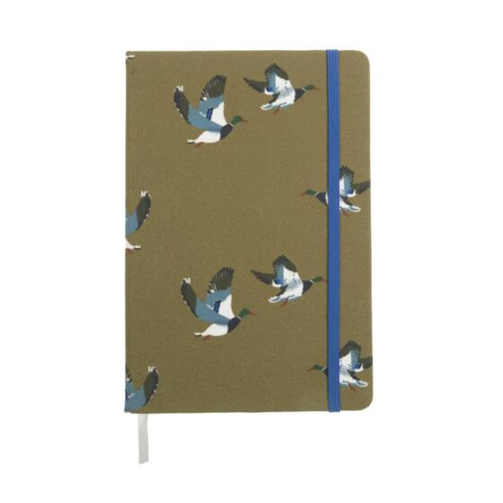Sophie Allport Ducks Notebook