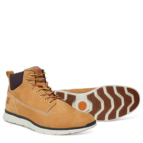 Timberland Killington Chukka Boots Wheat Yellow