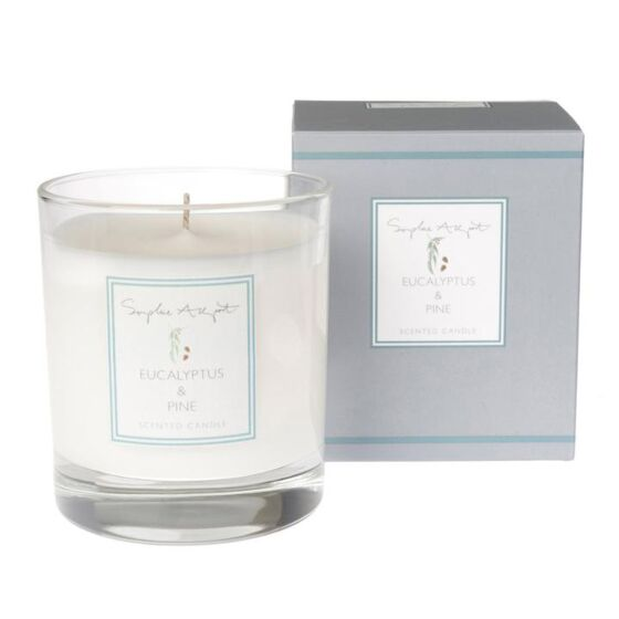 Sophie Allport Eucalyptus & Pine Scented Candle - 220g