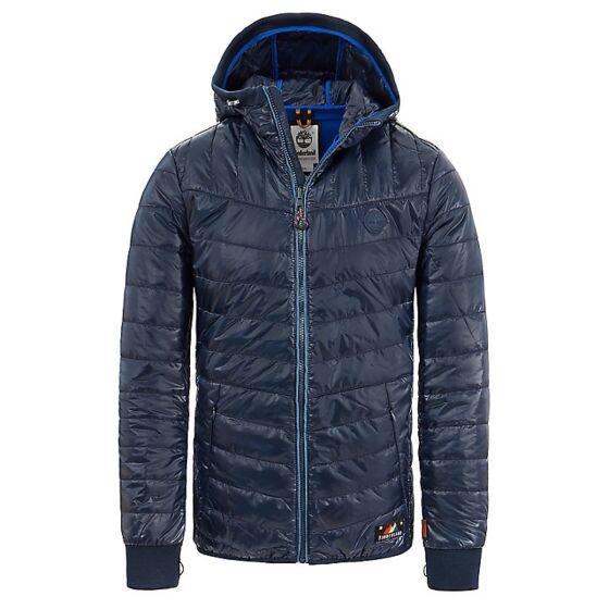 Timberland Skye Peak Thermofibre Hooded Jacket Dark Sapphire