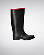 Hunter Argyll Full Knee Wellington Boots Black