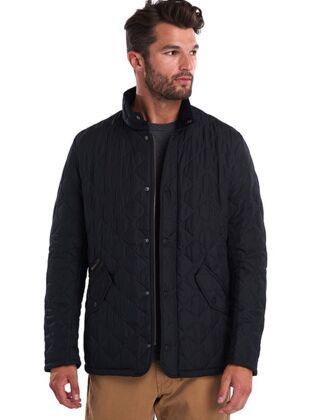 Barbour Chelsea Sportsquilt Jacket Navy