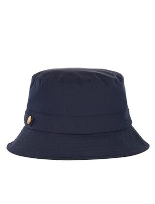 Barbour Coast Waterproof Sports Hat Navy