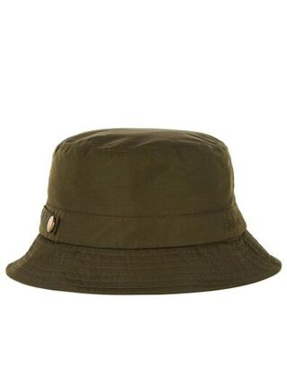Barbour Coast Waterproof Sports Hat Olive