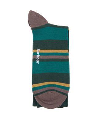 Barbour Larriston Socks Olive