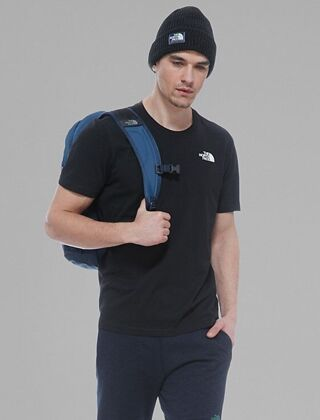 The North Face Men's Red Box Tee Black