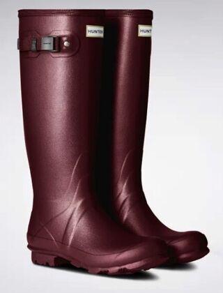 Hunter Women's Norris Field Neoprene Boot Dulse