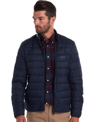 Barbour Penton Quilted Jacket Navy