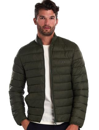 Barbour Penton Quilted Jacket Olive
