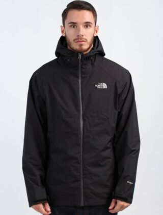 The North Face Mens Stratos Jacket Black