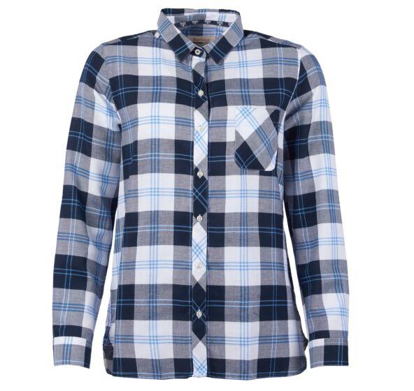 Barbour Foreland Shirt Navy