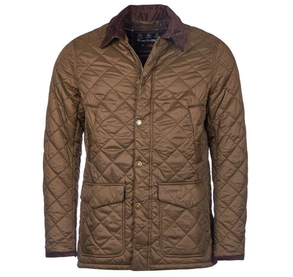 Barbour Canterbury Quilt Jacket Olive