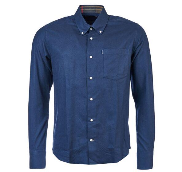 Barbour Don Shirt Navy