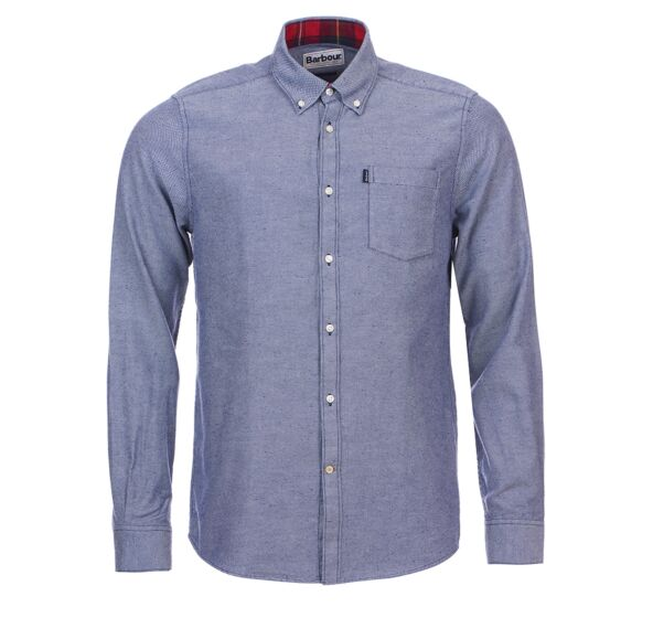 Barbour Jayden Shirt Navy