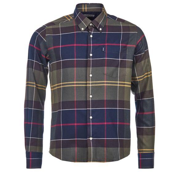 Barbour John Shirt Classic Tartan