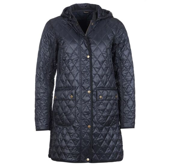 Barbour Tarn Quilted Jacket Navy